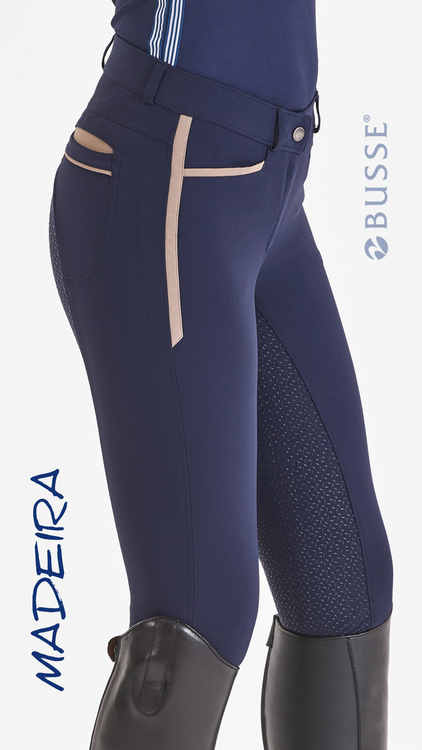 Reithose Busse Navy Equia Reitsportperl Outlet